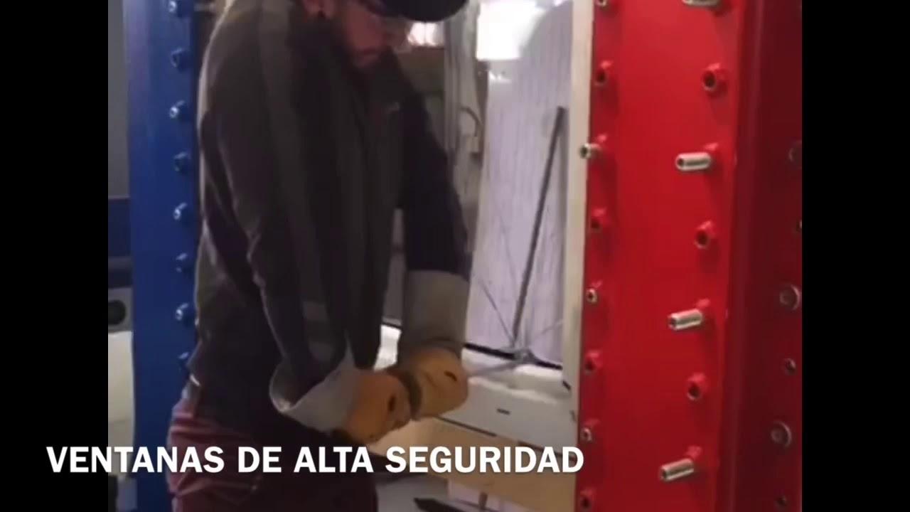VENTANAS SEGURAS DE WINDOWS PVC