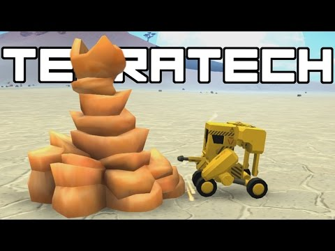 TerraTech - New Cabs Unlocked! - Terra Tech Gameplay