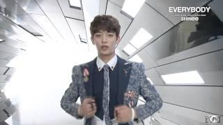SHINee - Everybody (mv making) KPro
