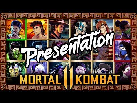 Mortal Kombat 11: Visual Presentation thumbnail