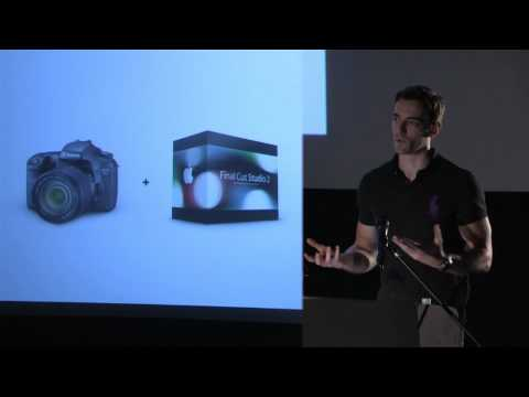 TEDxLiverpool - Ian Wharton - A Mobile Future