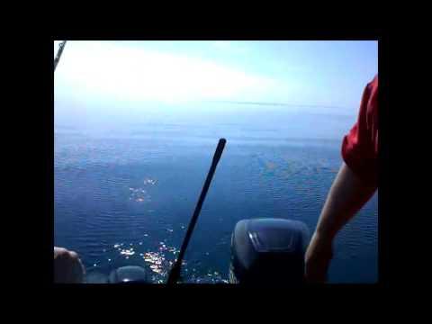 Lake Superior Fishing - Apostle Islands 06-13-11