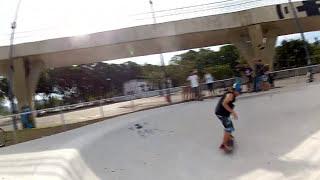 Cush Longboard in Rio - (Preview)