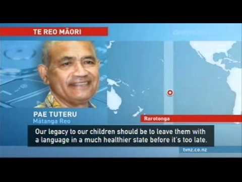 Maori language an inspiration to Cook Island Maori