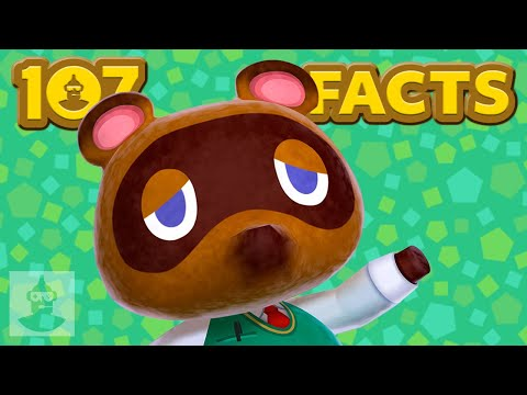 107 Animal Crossing Facts That YOU Should Know! Part 2 | The Leaderboard