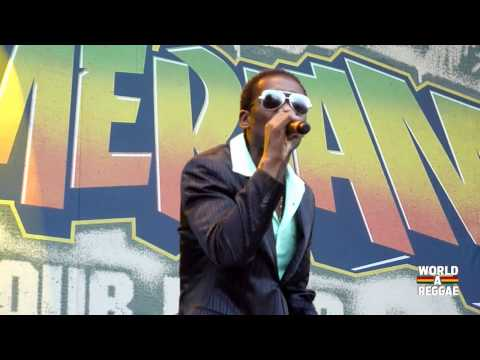 Busy Signal live @ Summerjam Festival 2013 - Cologne, Germany (7/6/2013)