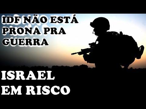 ATENÇÃO: ISRAEL EM RISCO | IDF NÃO AGUENTA UMA GUERRA