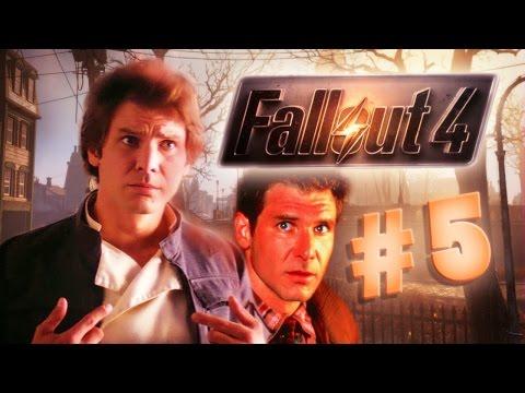 HAN SOLO or RICK DECKARD? - Fallout 4 (Part #5)