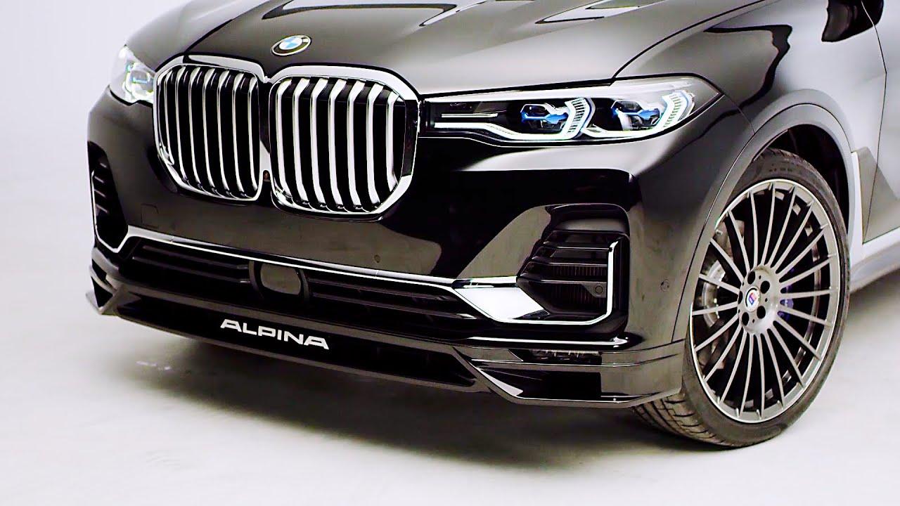 2021 BMW X7 Suv Series First Drive