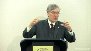 Robert P. George: Constitutional Structures, Limited Government, and Civic Virtue [Torrey Lecture]