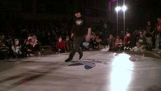 Beeski vs. Fabian (Adidas Originals Rocks the Floor)