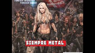 Doro Blood Sweat And  Rock N Roll 2018