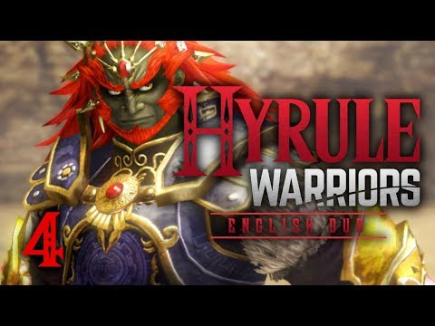 """Hyrule Warriors: English Dub - ACT 4 """"Rise of the Demon King"""" Redux"""