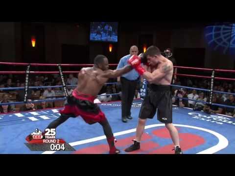 CES Boxing: Mark DeLuca vs Chris Chatman