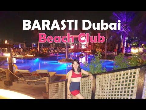 BARASTI BEACH BAR DUBAI 2019