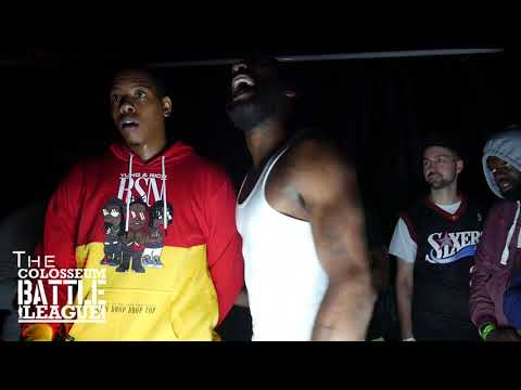 The Colosseum Battle League-  Brasi vs Ghost - The Red Carpet 2