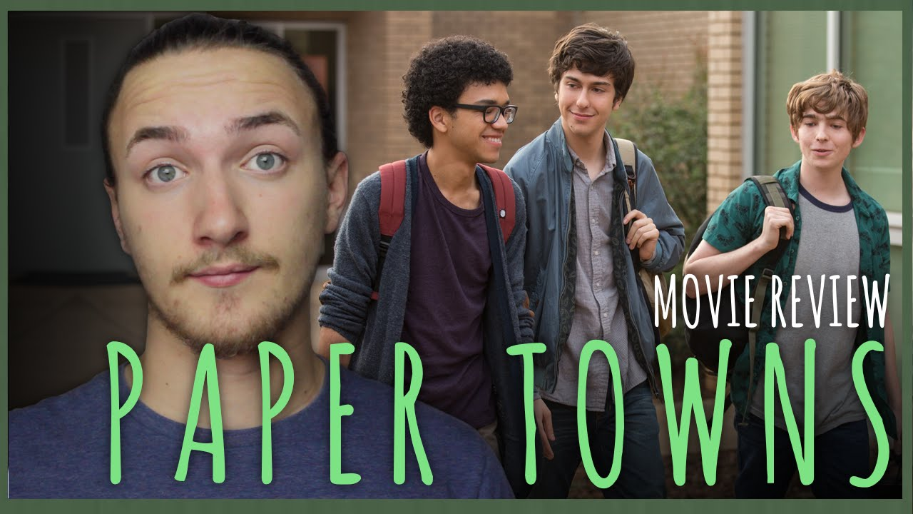 Movie Review: Paper Towns : Okezone Celebrity
