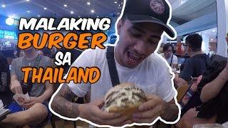 MALAKING BURGER SA THAILAND