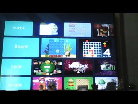 Hisense TV games