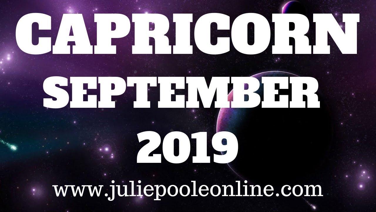capricorn tarot 2019