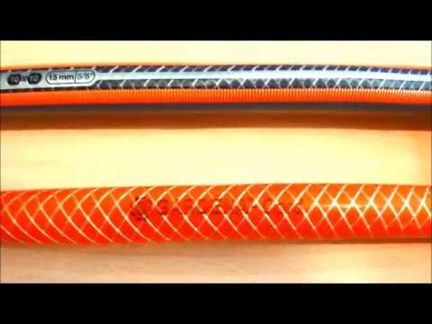 premium smt garten schlauch vs gardena gartenschlauch cord und comfort flex youtube. Black Bedroom Furniture Sets. Home Design Ideas