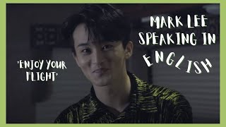 mark lee speaking in english for 5 minutes // NCT/SUPERM