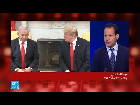 غارات إسرائيلية على غزة واعتراف أمريكي ب-سيادة- تل أبيب على الجولان!  - نشر قبل 2 ساعة