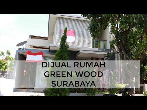 Dijual Rumah Green Wood, Surabaya | TAGS Properti