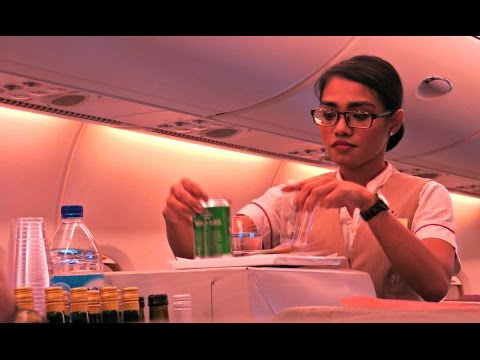 Emirates A380 Flight Experience: EK355 Singapore to Dubai