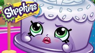 SHOPKINS Cartoon - FANCY CAKE | Cartoons For Children