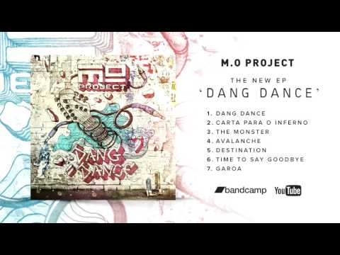 Michel Oliveira Project  - DANG DANCE | FULL EP STREAM | MODERN METAL/DJENT