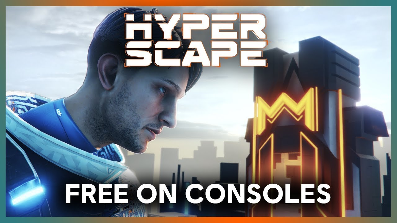 Hyper Scape: Console Launch Gameplay   Ubisoft [NA]