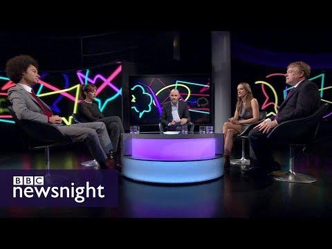 Trigger warnings and no-platforming at universities: DEBATE – BBC Newsnight