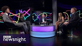 Trigger warnings and no-platforming at universities: DEBATE – BBC Newsnight