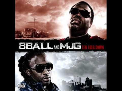 8ball & MJG - Ten Toes Down (instrumental)