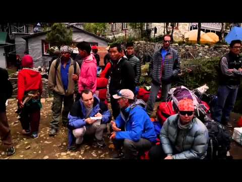 Nepal:The Quake That Shook Everest
