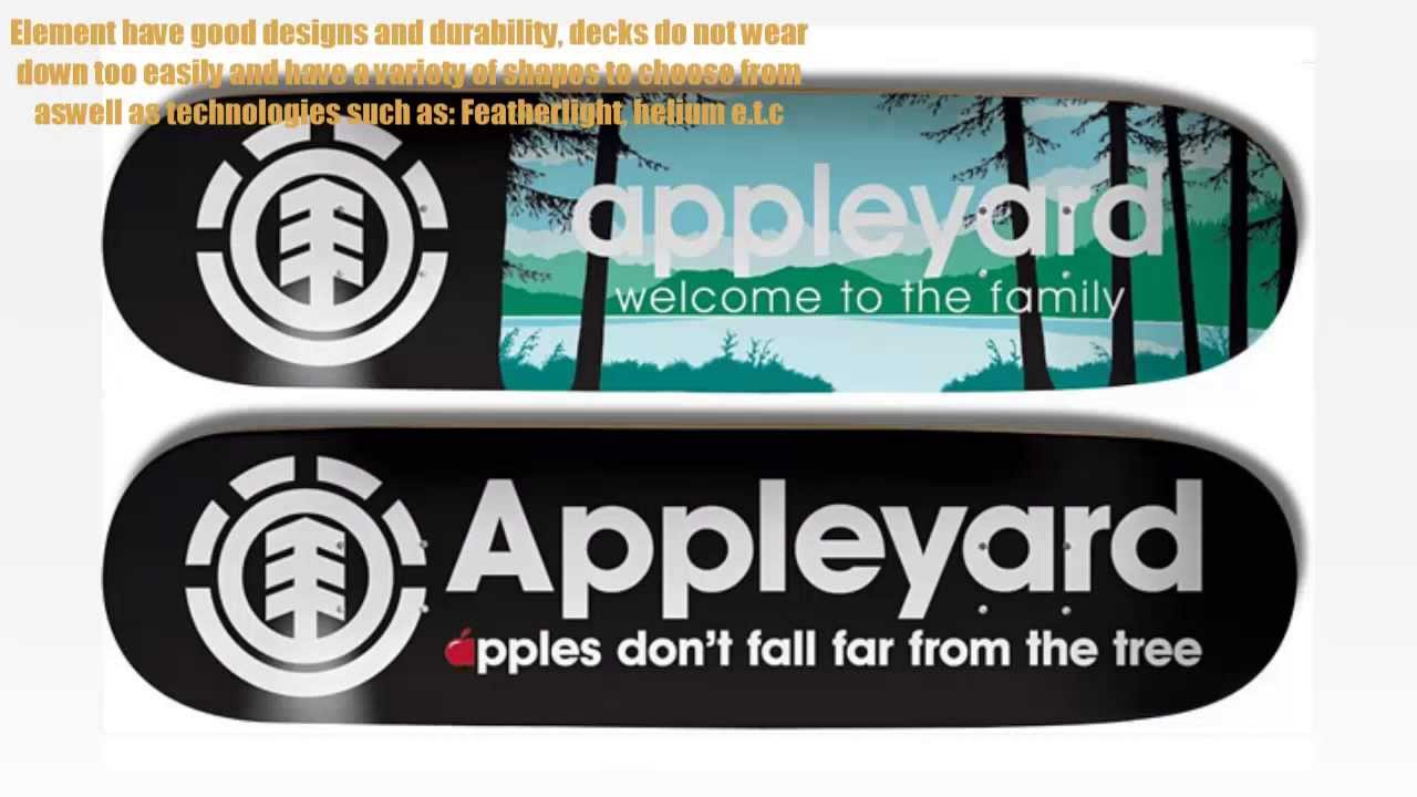 Top 5 skateboard deck brands 2013 youtube for Compare composite decking brands