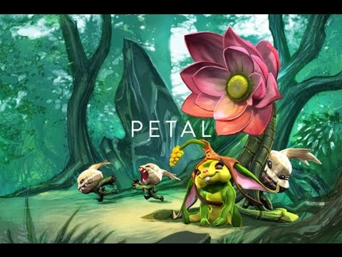 видео: vainglory обзор petal от glafi.com