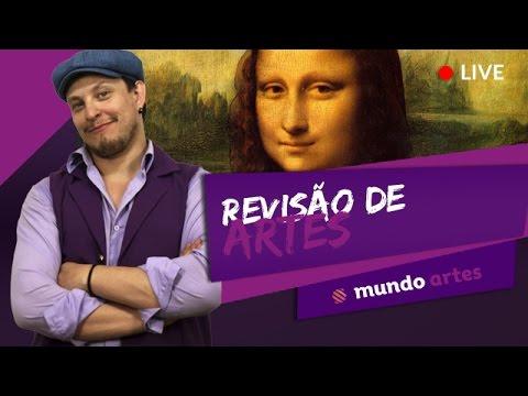 Artes - Revisão Mágica - ENEM 2016