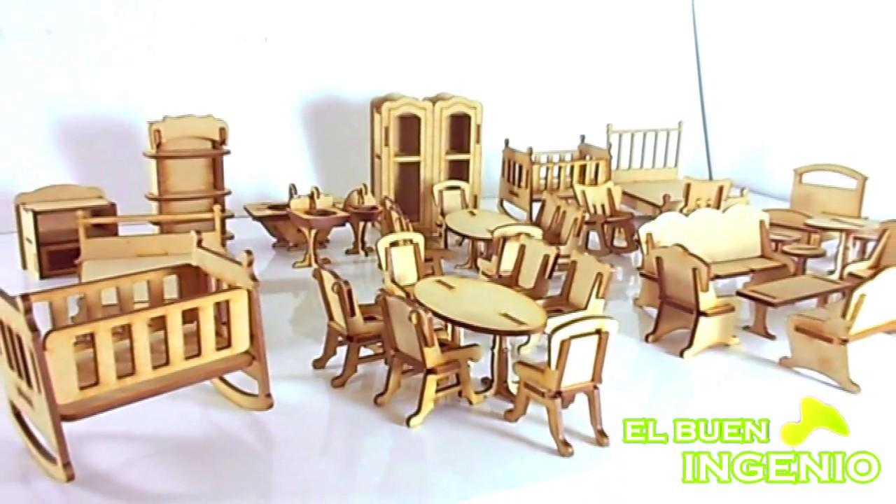 casa de mu ecas muebles accesorios para casa de mu ecas