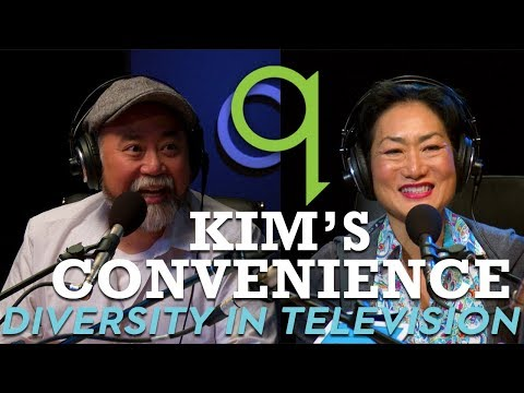 "Kim's Convenience Stars: ""The assumption was, if I was asian, I must be an extra"""