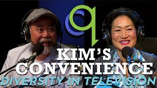 """Kim's Convenience Stars: """"The assumption was, if I was asian, I must be an extra"""""""