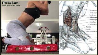 10 Abs Workout, 10 Ejercicios de Abdominales