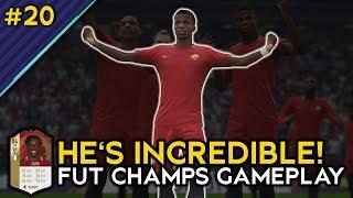 IF ZAHA IS INCREDIBLE! #20 - FIFA 18 | Road To Glory