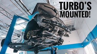 homepage tile video photo for Building a Twin Turbo C8 Corvette!