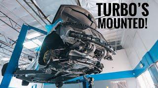 Building a Twin Turbo C8 Corvette!
