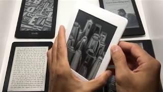Giải đáp thắc mắc về máy đọc sách Kindle