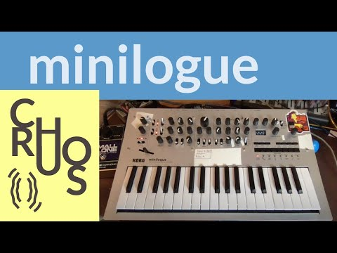 Advanced Techniques with the Minilogue - Chorus