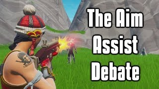 The Aim Assist Debate: Is Aim Assist Overpowered? - Fortnite Battle Royale