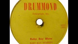 Baby Boy Warren Baby Boy Blues (1954)